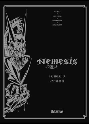 Nemesis Le Sorcier : Les Hérésies Complètes Vol.1