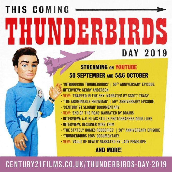 Thunderbirds Day 2019