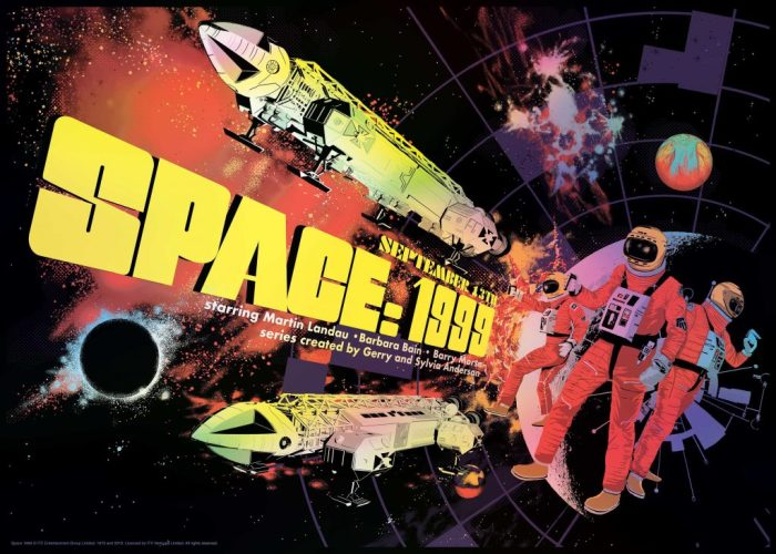 Vice Press Space: 1999 poster by Raid71