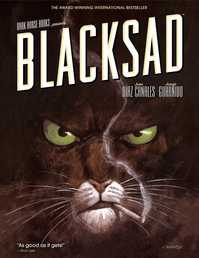 Blacksad - The Complete Series