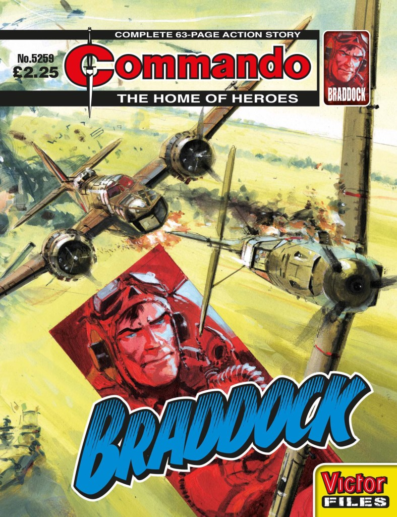 Commando 5259 - Home of Heroes: Braddock