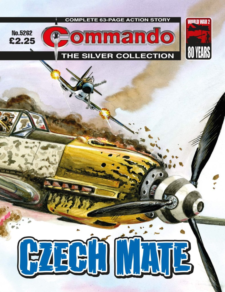 Commando 5262 - Silver Collection: Czech Mate
