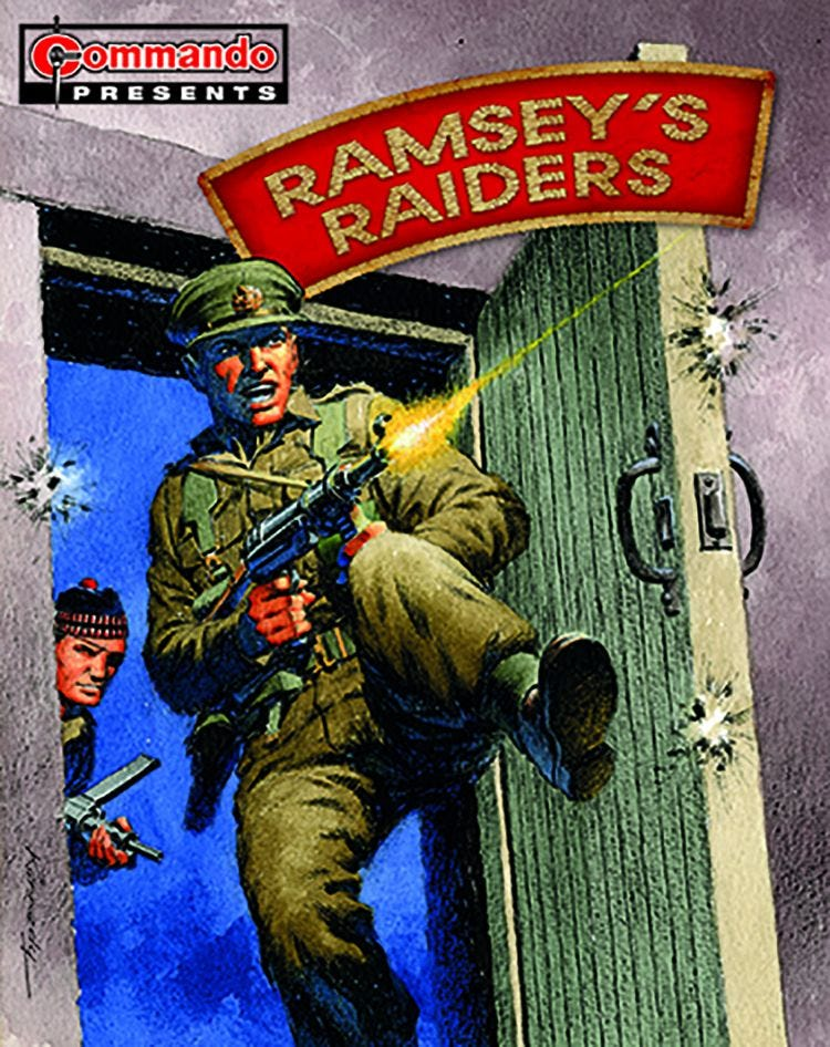 Ramsey's Raiders Volume Two