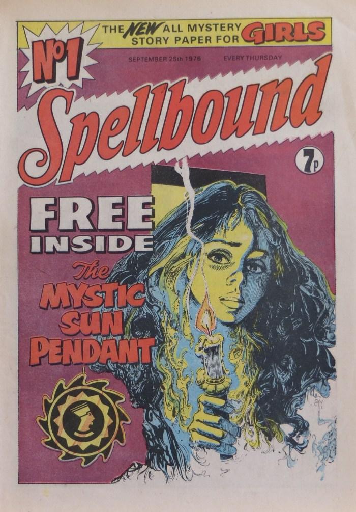 Spellbound No. 1