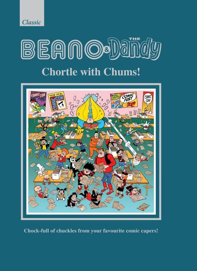 Beano and Dandy Gift Book 2020
