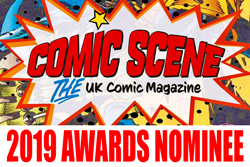ComicScene Awards 2019 Nominee