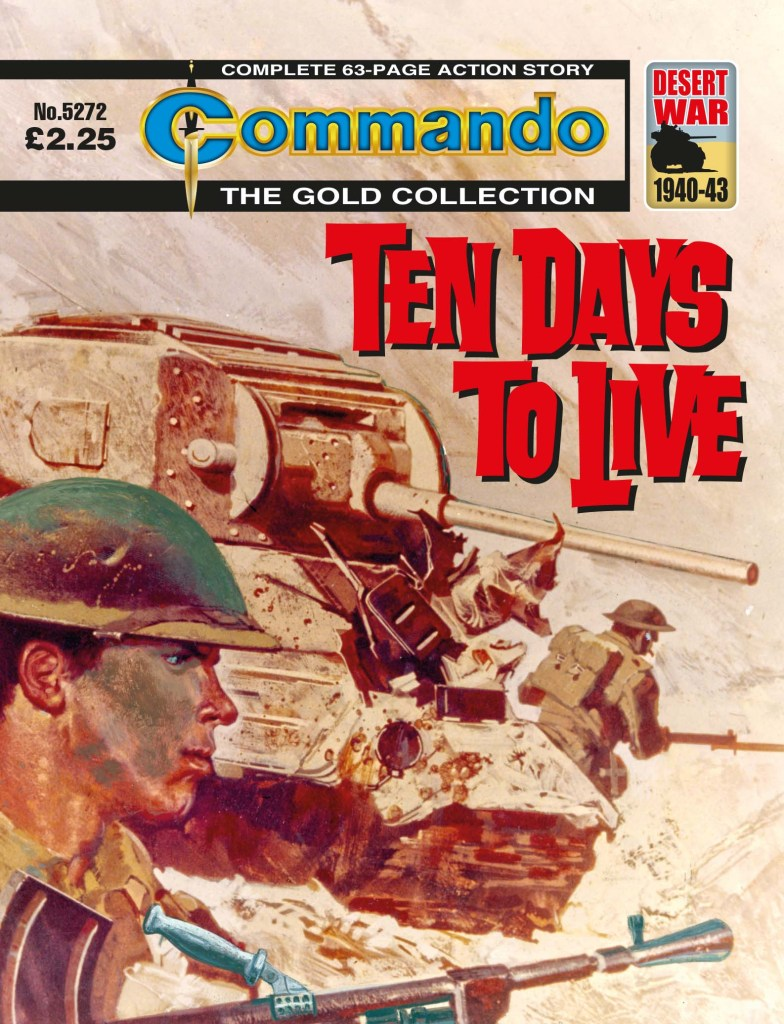 Commando 5272: Gold Collection - Ten Days to Live