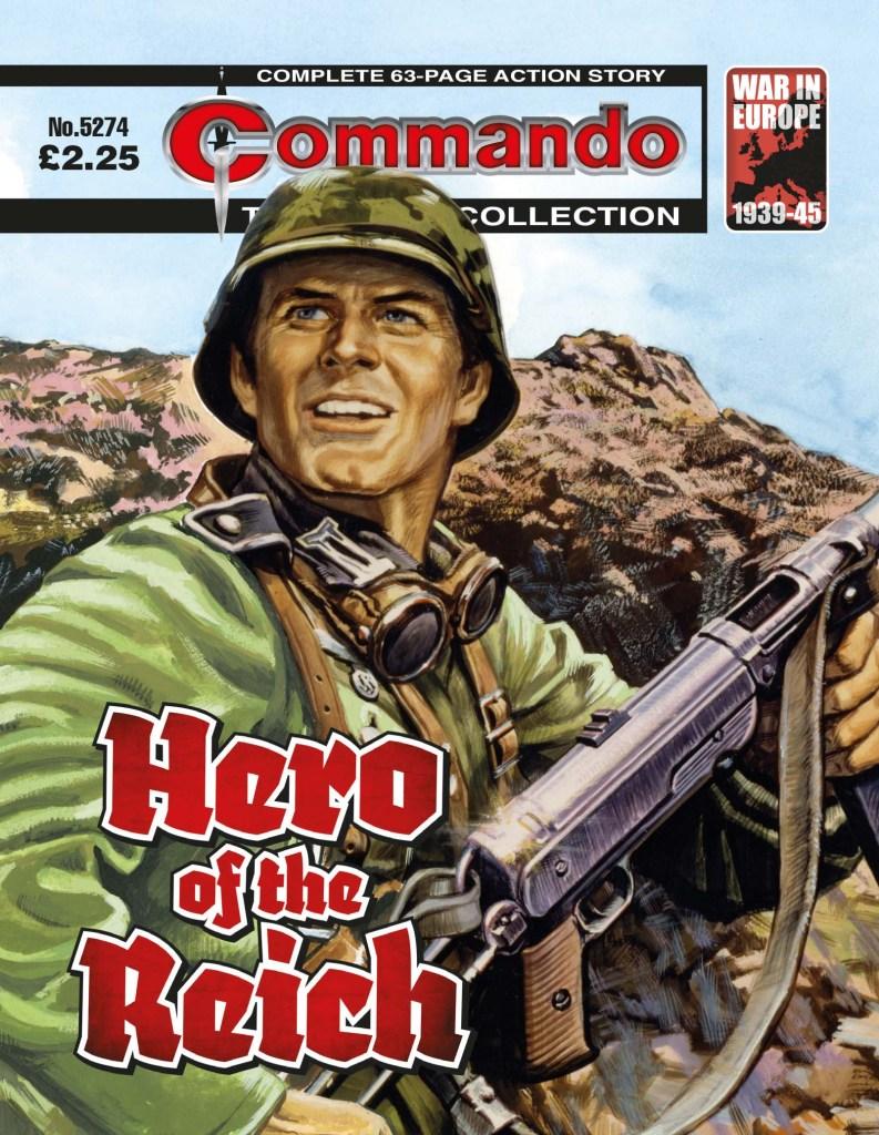Commando 5274: Silver Collection: Hero of the Reich