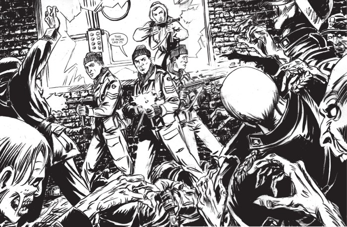 Commando 5277 - Sample Art