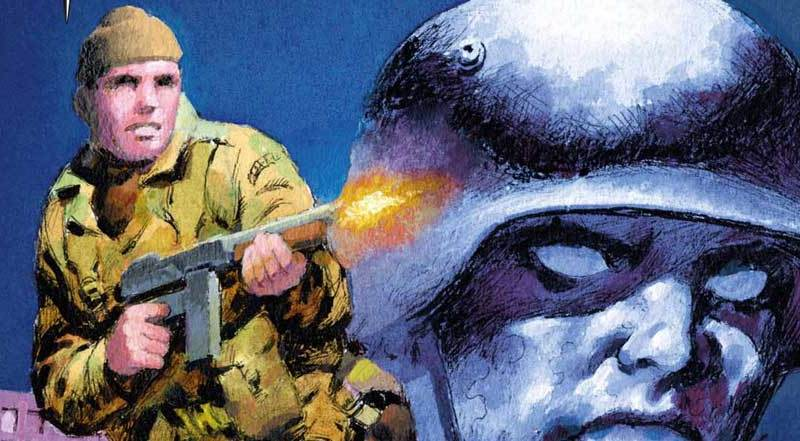 Zombies stalk Commando – as British war comic goes Horror for Halloween