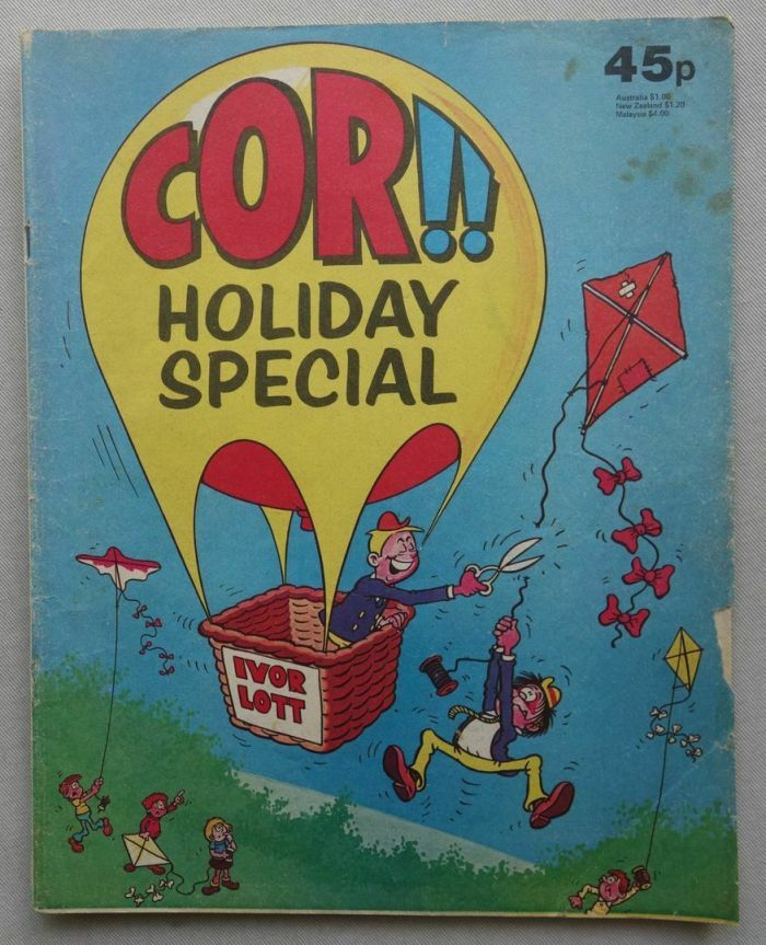 Cor Holiday Special 1981