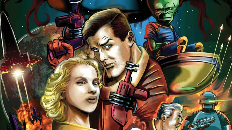 Crowdfunding Spotlight: The Dan Dare Audio Adventures