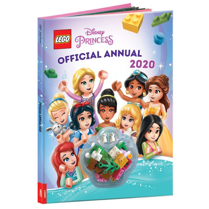 LEGO Disney Princess Annual 2020