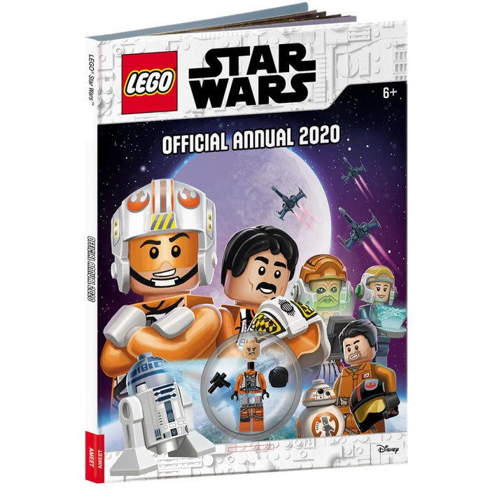 LEGO Star Wars Official Annual 2020
