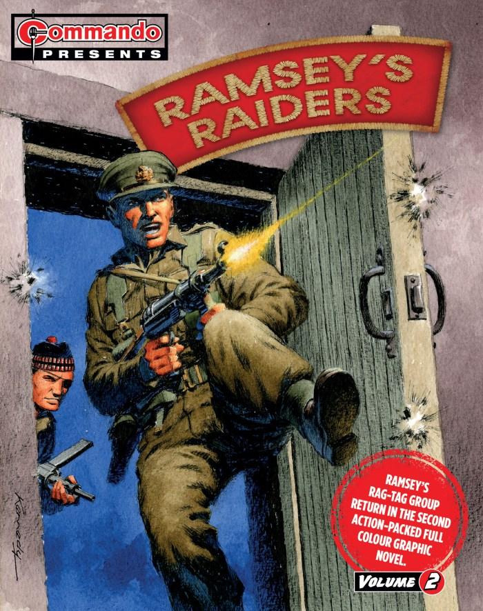 Ramsey's Raiders Graphic Novel – Volume 2