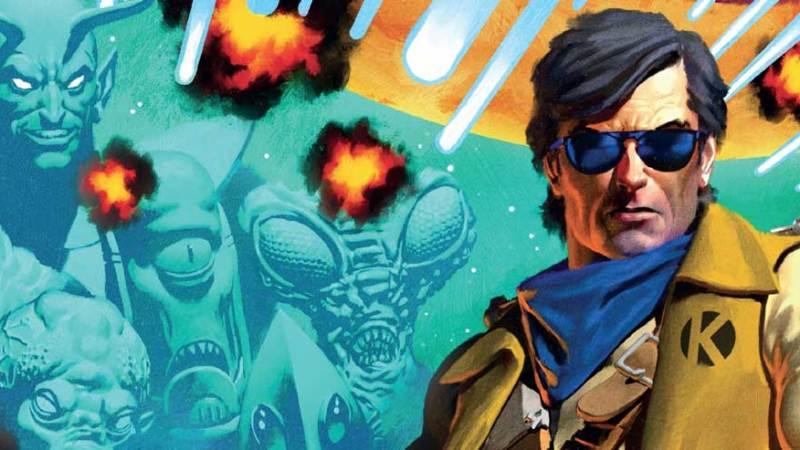 Sneak Peek: Heritage Comics first Starblazer Collection, strips confirmed!
