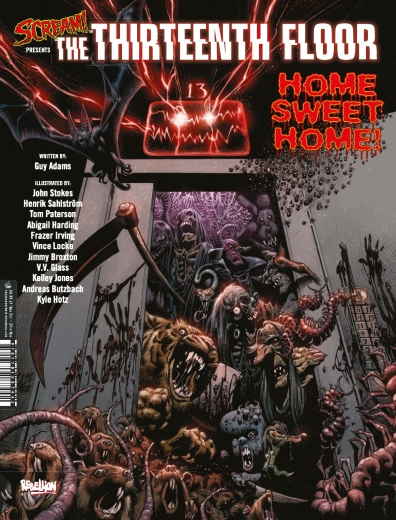 Scream and Misty presents The Thirteenth Floor: Home Sweet Home