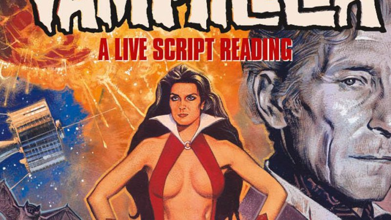 """Hammer Films' unmade """"Vampirella"""" to be performed live in London"""