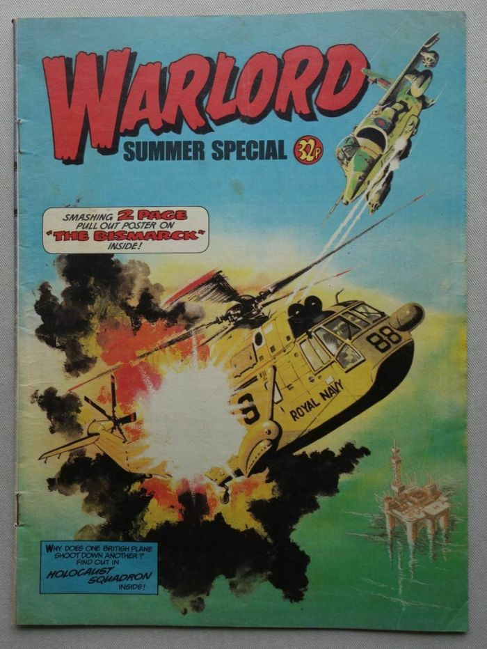 Warlord Summer Special 1981