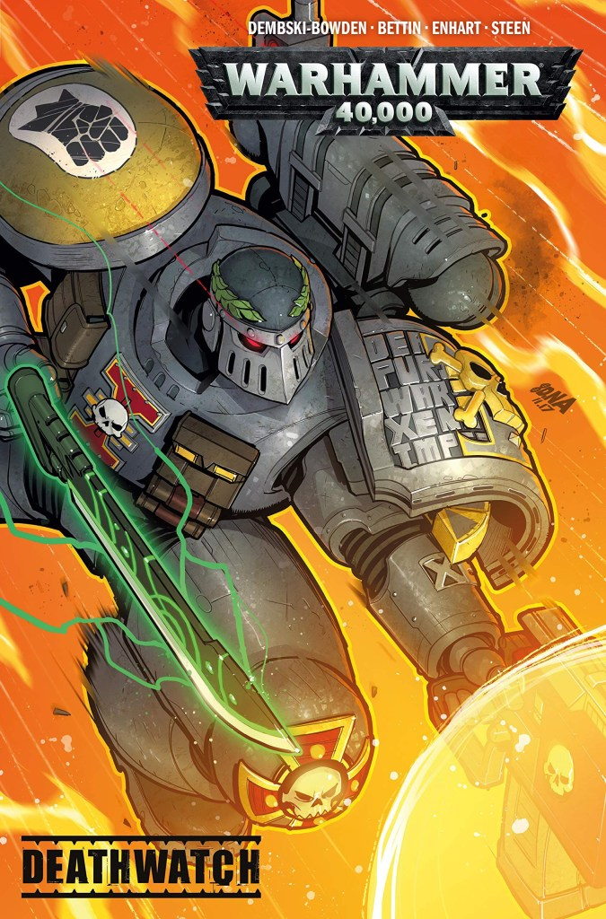 Titan Comics' Warhammer 40,000 Deathwatch