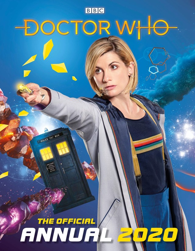 Doctor Who Annual 2020