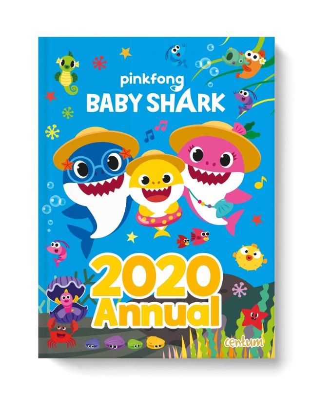 Baby Shark Annual 2020