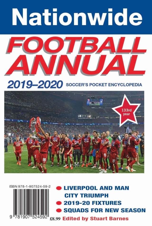 Nationwide Football Annual 2019 - 2020