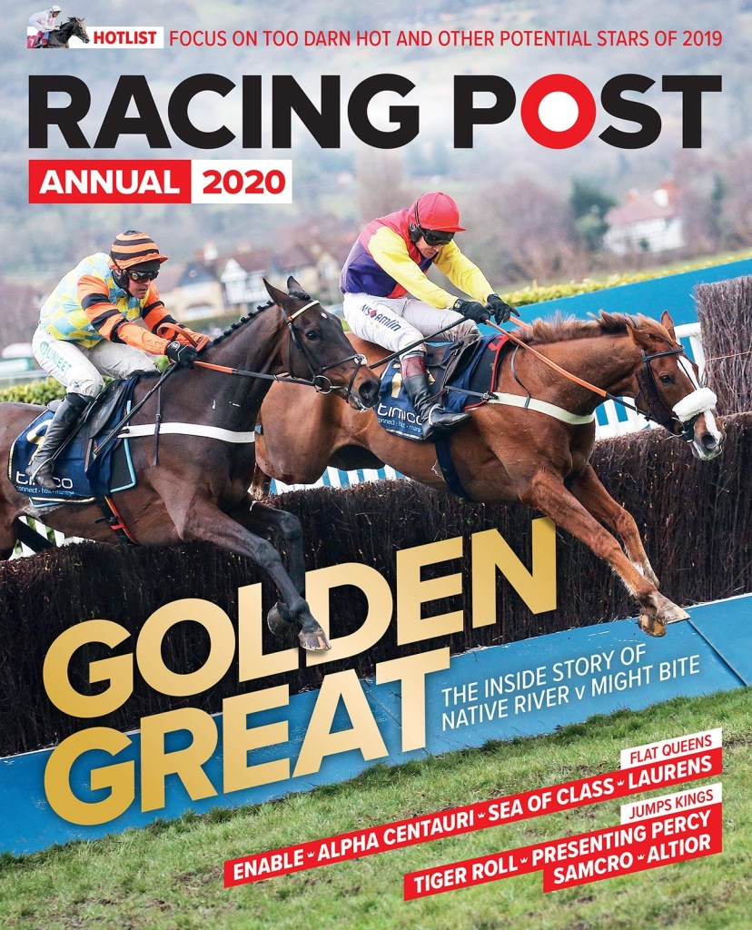 The Racing Post Annual 2020