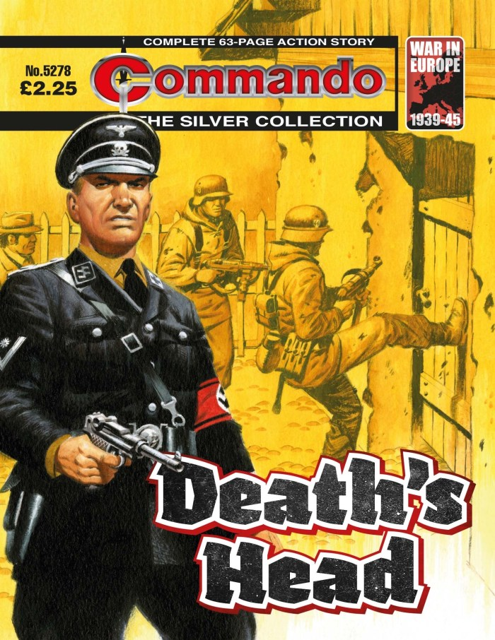 Commando 5278: Silver Collection - Death's Head