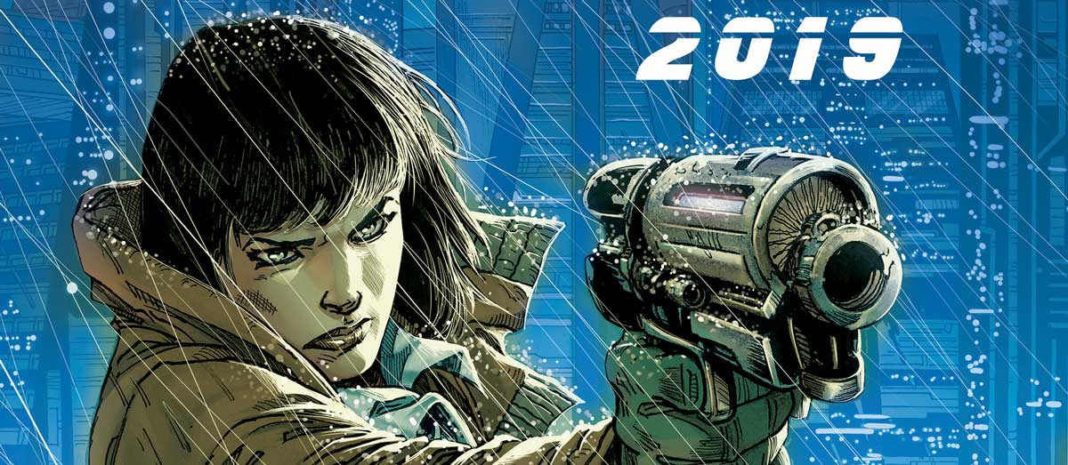 Blade Runner 2019 Blog Tour: Read An Extract!