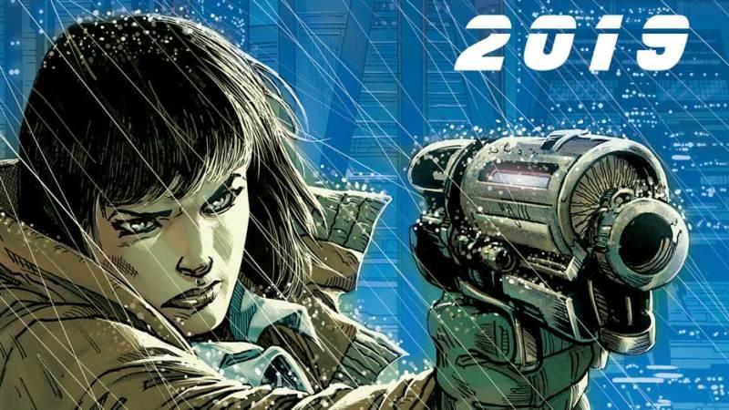 Blade Runner 2019 Blog Tour: Read An Extract!