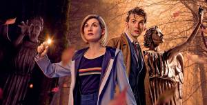 Doctor Who: The Thirteenth Doctor: Season Two #1 Cover B - Photo Cover SNIP