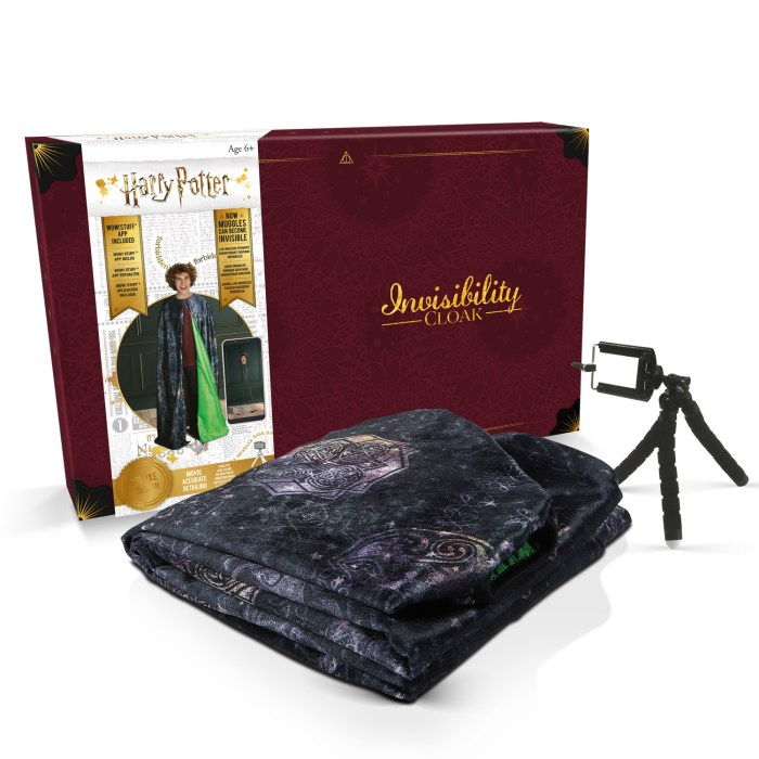 Harry Potter Invisibility Cloak by Wow! Stuff