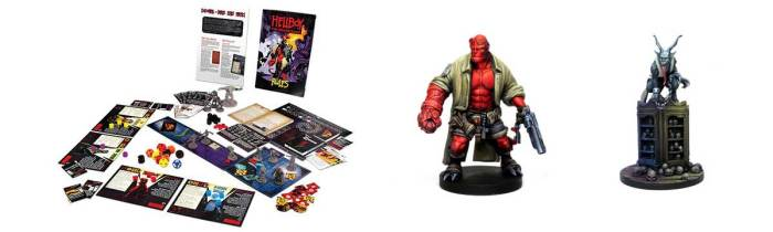 Hellboy: The Board Game - Montage