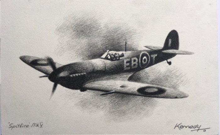 Ian Kennedy - Spitfire