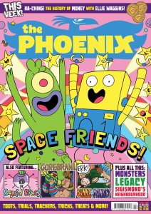The Phoenix Issue 409
