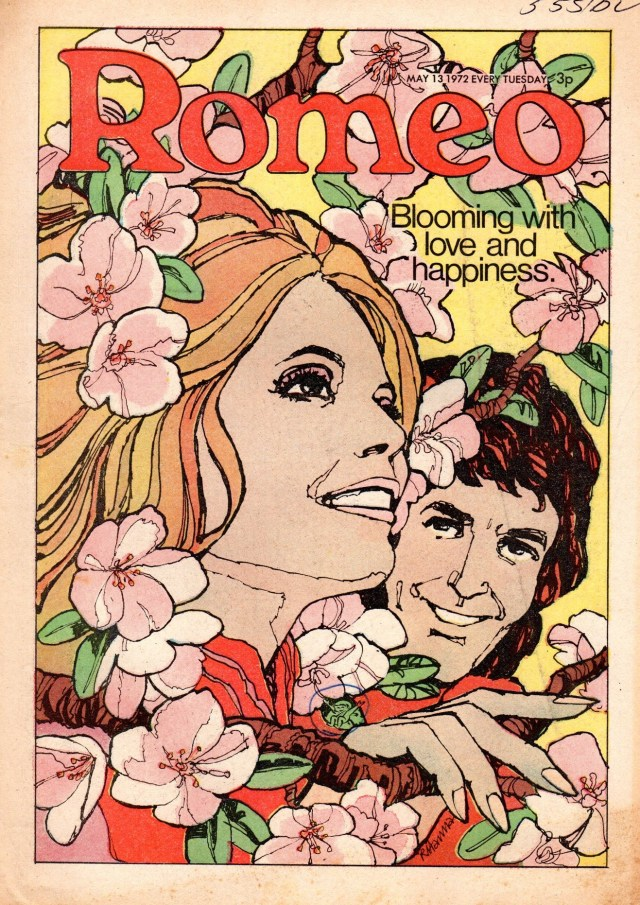 Romeo - cover dated 13th May 1972