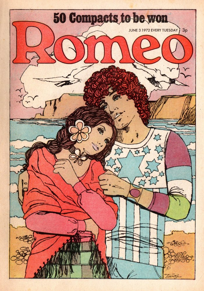 Romeo - cover dated 3rd June 1972