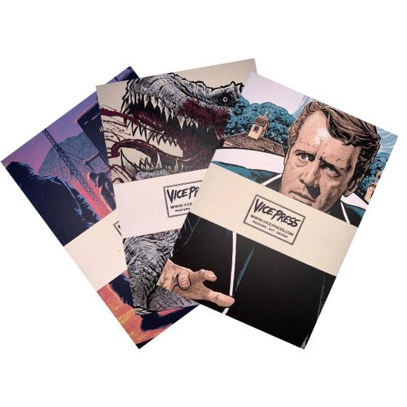 Vice Press Note Books