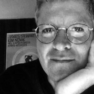 Comic artist Martin Geraghty