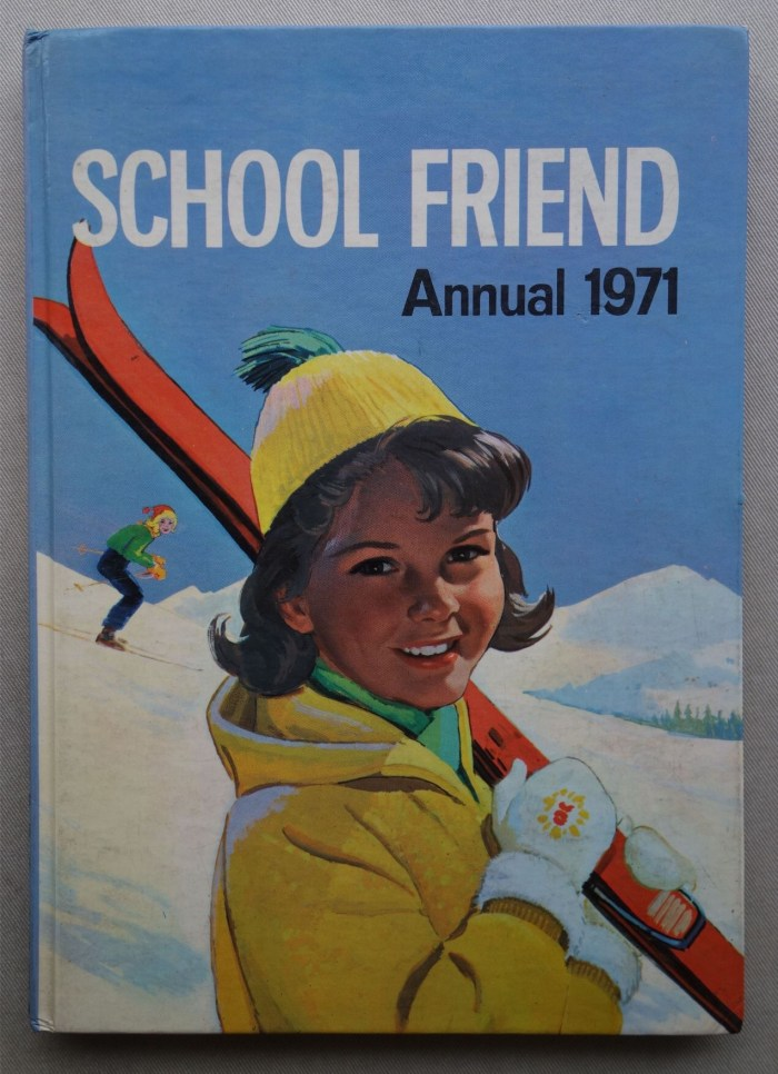 School Friend Annual 1971
