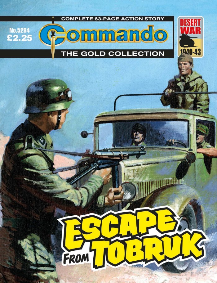 Commando 5284: Gold Collection - Escape from Tobruk