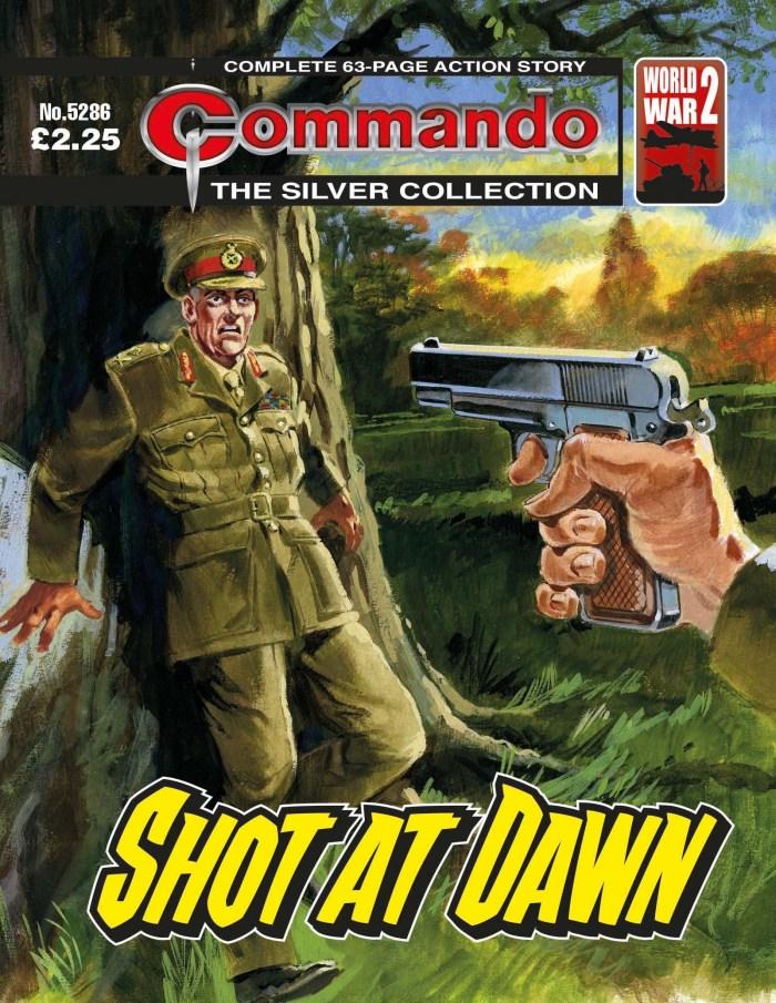 Commando 5286: Silver Collection - Shot at Dawn