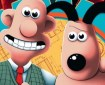 Wallace and Gromit print by Arno Kiss SNIP