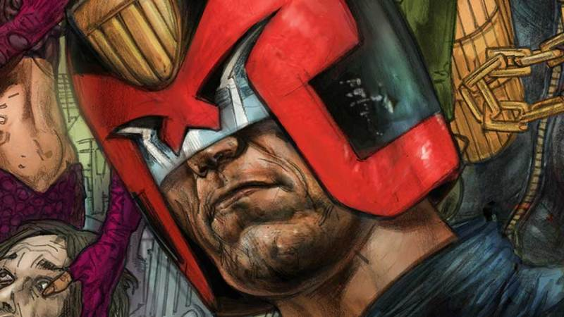 2000AD returns to Free Comic Book Day with Best of 2000AD #0