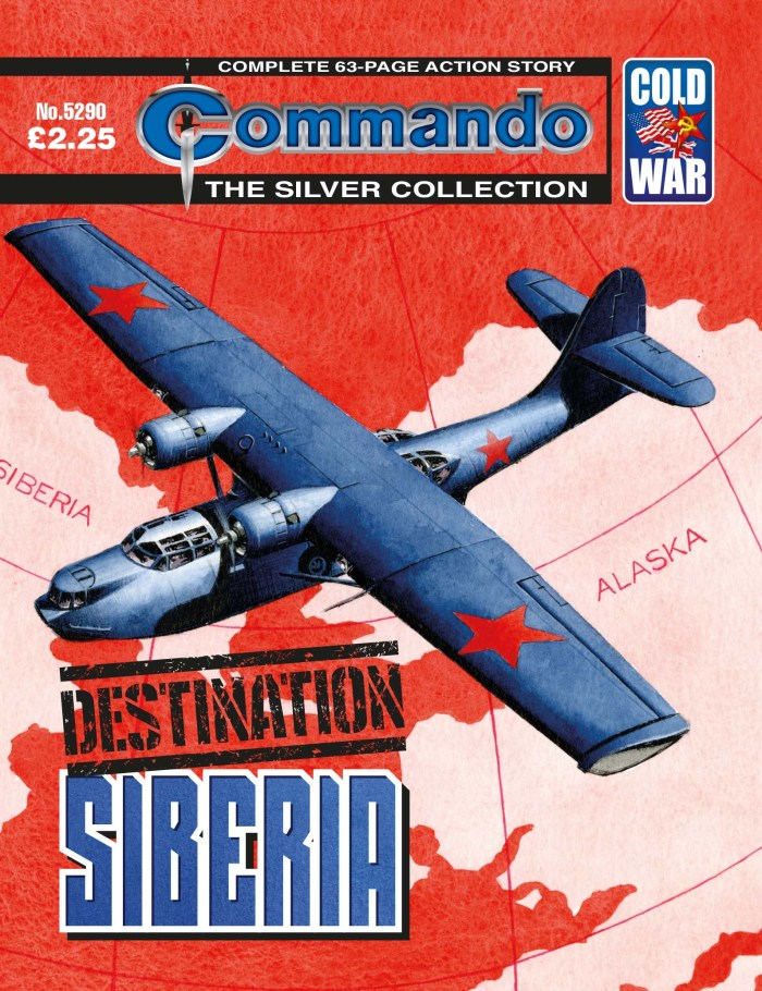 Commando 5290: Silver Collection: Destination Siberia