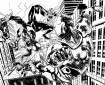 Marvel heroes, art by Bruno Oliveira
