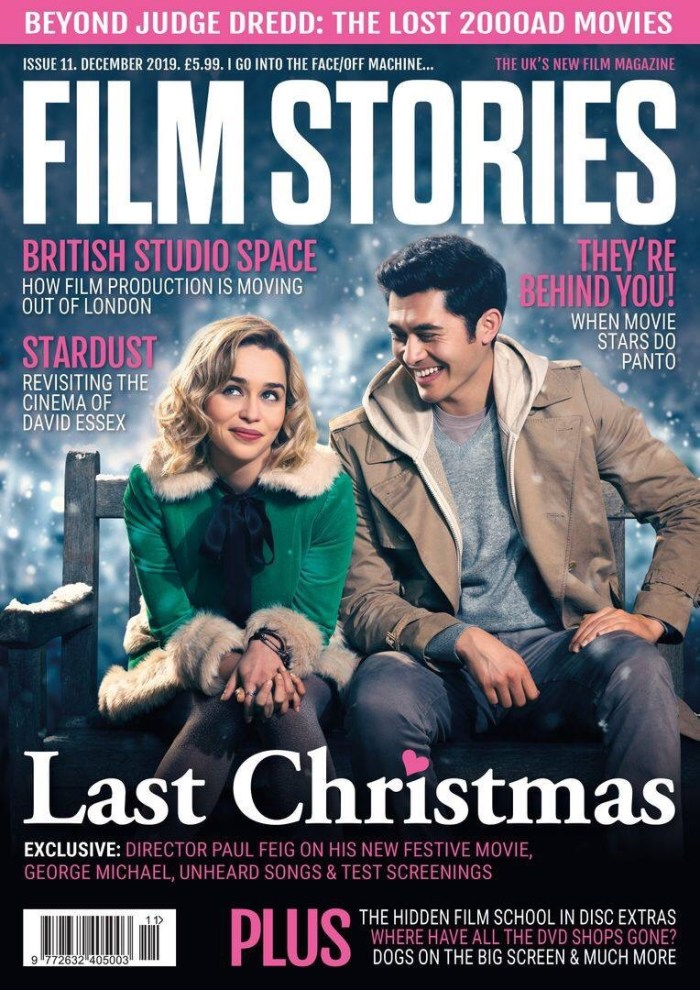 Film Stories #11 Cover