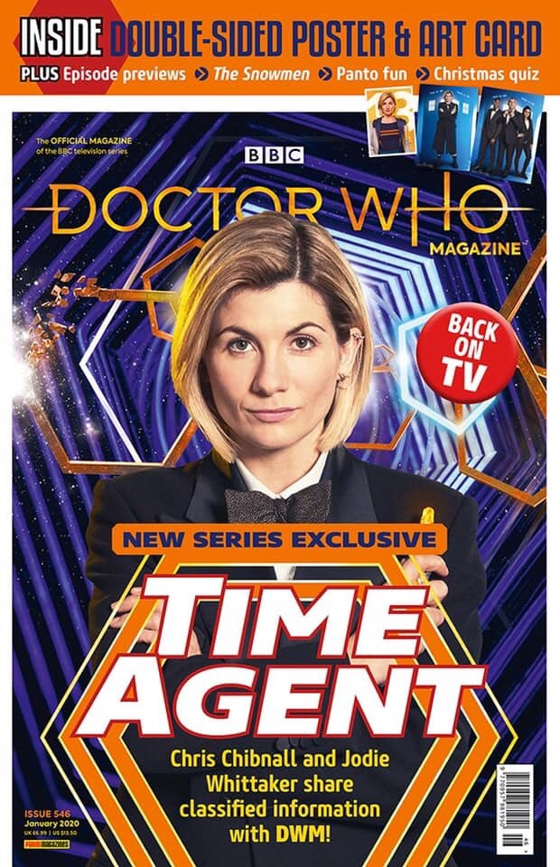 Doctor Who Magazine Issue 546
