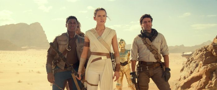 Star Wars Episode IX: The Rise of Skywalker Image: Lucasfilm